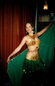 2001 lizi green costume for sale