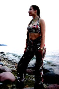 2006 maria black costume for sale