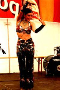 maria black trousers costume